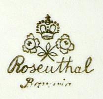 Porzellan von Philipp Rosenthal & Co.
