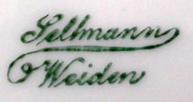 Porzellan von Porzellanfabriken Christian Seltmann