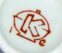 Porzellan von Porzellanwerk Korosten