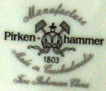 oepiag sterreichische porzellan industrie ag in karlsbad pirkenhammer in tschechoslowakei im. Black Bedroom Furniture Sets. Home Design Ideas
