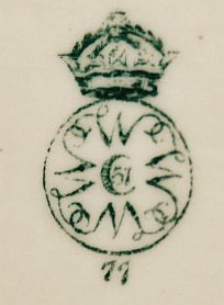 Porzellan von Royal Worcester