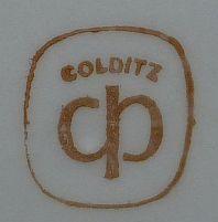 Porzellan von VEB Porzellanwerk Colditz / VEB Porzellankombinat Colditz