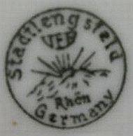 Porzellan von VEB Porzellanfabrik Stadtlengsfeld
