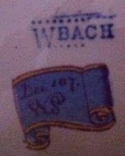 Porzellan von Wächtersbacher Steingut