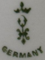 Porzellan von Porzellanmanufaktur Hermann Ohme