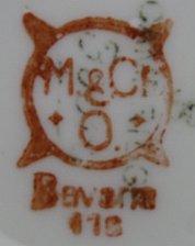 Porzellan von Porzellanmanufaktur Marcus & Co.