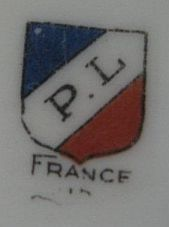 Porzellan von Pigois & Jacquet