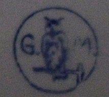 Porzellan von Gebrüder Mehner, Steingut- und Metallwarenfabrik