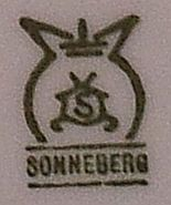 Porzellan von Gebr. Schoenau, Swaine & Co / VEB Sonneberger Porzellanfabriken