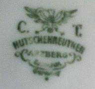 Porzellan von Porzellanfabrik C. M. Hutschenreuther Abteilung Arzberg