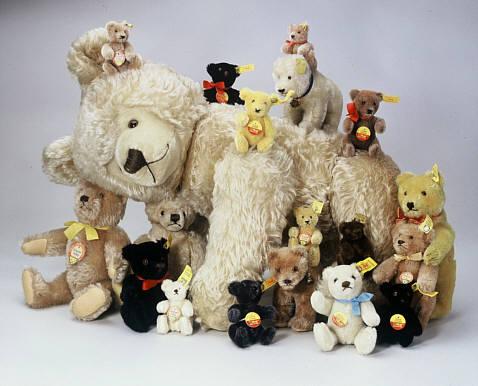 Steiff Tiere Und Steiff Teddyb 228 Ren Sammeln
