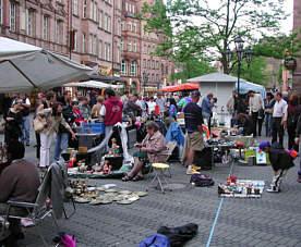 flohmarkt in nürnberg